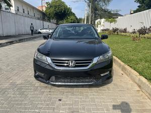 Honda Accord 2014 Black | Cars for sale in Lagos State, Ikoyi
