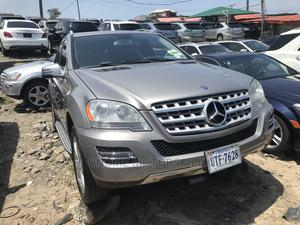 Mercedes-Benz M Class 2011 ML 350 4Matic Gray | Cars for sale in Lagos State, Amuwo-Odofin