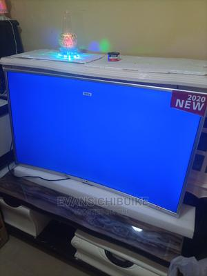 """Brand New LG 55"""" Curved Screen TV   TV & DVD Equipment for sale in Lagos State, Ojo"""