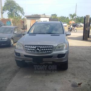 Mercedes-Benz M Class 2008 ML 350 4Matic Gray | Cars for sale in Lagos State, Amuwo-Odofin