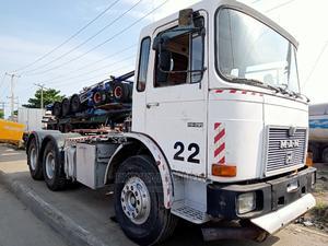 Almost an Unused European Man Diesel 6x4 Trailer Head Truck | Trucks & Trailers for sale in Lagos State, Amuwo-Odofin
