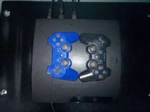 Playstation 3 Slim (320GB)   Video Game Consoles for sale in Lagos State, Ojodu