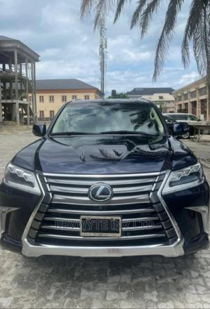 Lexus LX 2017 Black | Cars for sale in Delta State, Oshimili South
