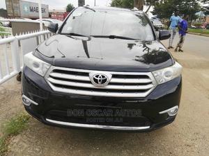 Toyota Highlander 2013 Black   Cars for sale in Lagos State, Apapa