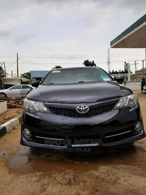 Toyota Camry 2012 Black | Cars for sale in Lagos State, Ojodu