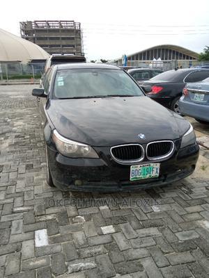 BMW 530i 2005 Black   Cars for sale in Lagos State, Lekki
