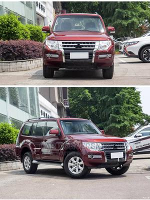 Mitsubishi Pajero 2008/10 Upgraded to 2014/15 | Automotive Services for sale in Lagos State, Mushin