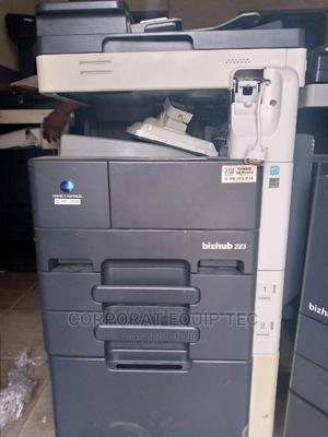 Bizhub 223 Printer / Copier | Printers & Scanners for sale in Lagos State, Surulere
