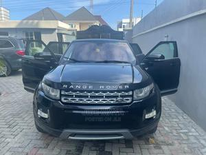 Land Rover Range Rover Evoque 2013 Pure Plus AWD Black   Cars for sale in Lagos State, Magodo