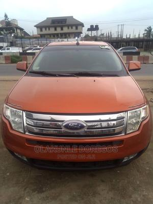 Ford Edge 2007 SE 4dr FWD (3.5L 6cyl 6A) Orange | Cars for sale in Lagos State, Ikeja