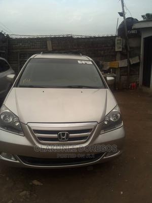 Honda Odyssey 2007 Touring Silver | Cars for sale in Lagos State, Ikeja