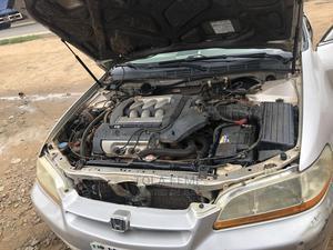 Honda Accord 1999 EX Silver   Cars for sale in Ogun State, Obafemi-Owode