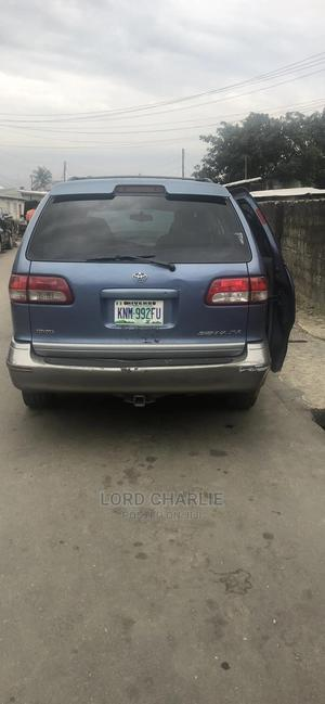 Toyota Sienna 2002 XLE Blue   Cars for sale in Rivers State, Port-Harcourt