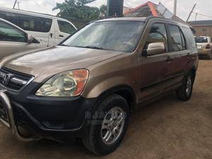Honda CR-V 2003 Gold | Cars for sale in Lagos State, Abule Egba