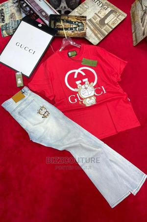 High Quality Gucci T-Shirt Available for Sale | Clothing for sale in Lagos State, Magodo