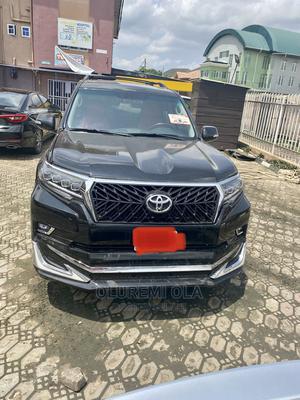 Toyota Land Cruiser Prado 2009 GX Black | Cars for sale in Lagos State, Lekki