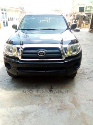 Toyota Tacoma 2008 4x4 Double Cab Black | Cars for sale in Lagos State, Ifako-Ijaiye