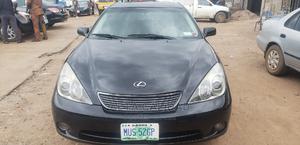 Lexus ES 2005 330 Black | Cars for sale in Lagos State, Ikotun/Igando