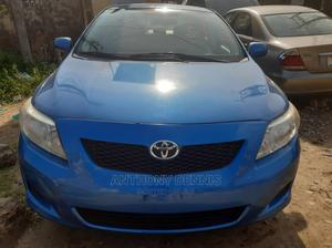 Toyota Corolla 2009 Blue   Cars for sale in Lagos State, Yaba
