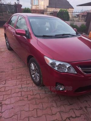 Toyota Corolla 2010 Red | Cars for sale in Lagos State, Ikorodu