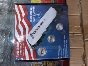 GTS Rechargeable Professional Hair Clipper | Tools & Accessories for sale in Benue State, Makurdi