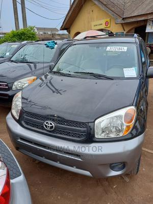 Toyota RAV4 2005 2.0 Automatic Black | Cars for sale in Lagos State, Abule Egba