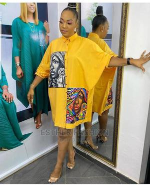 Ladies Quality Shirt Dress   Clothing for sale in Lagos State, Ikeja