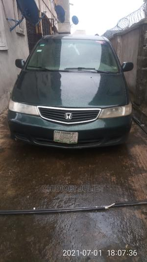 Honda Odyssey 2002 Green   Cars for sale in Delta State, Ethiope East