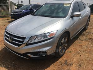 Honda Accord CrossTour 2015 EX-L W/Navigation AWD Silver   Cars for sale in Lagos State, Isolo