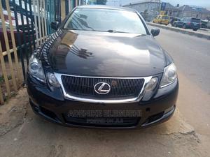 Lexus GS 2007 Black | Cars for sale in Lagos State, Ipaja