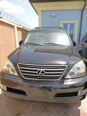 Lexus GX 2005 470 Sport Utility Black | Cars for sale in Lagos State, Ojo