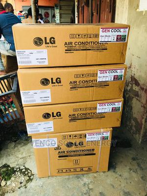 LG 1HP Dual Inverter Ac   Home Appliances for sale in Lagos State, Lekki