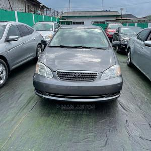 Toyota Corolla 2007 CE Gray   Cars for sale in Lagos State, Agege