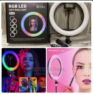 14 Inches Rgb LED Ring Light   Accessories & Supplies for Electronics for sale in Lagos State, Amuwo-Odofin