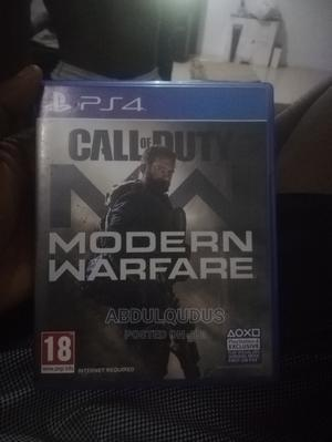 Call of Duty Modern Warfare for PS4 and PS5 Console | Video Games for sale in Lagos State, Lekki