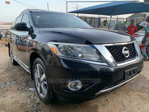 Nissan Pathfinder 2013 Platinum 4x4 Black | Cars for sale in Lagos State, Alimosho