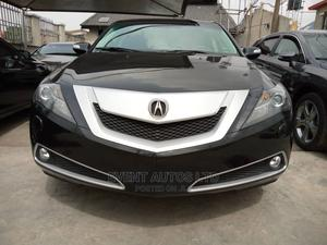 Acura ZDX 2010 Base AWD Black   Cars for sale in Lagos State, Surulere