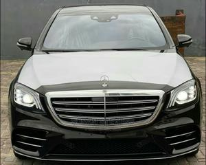 New Mercedes-Benz S Class 2019 S 560 (C217) Black   Cars for sale in Lagos State, Maryland