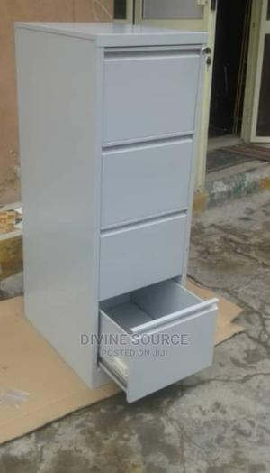 Quality Office File Cabinet 4drawer   Furniture for sale in Lagos State, Lekki