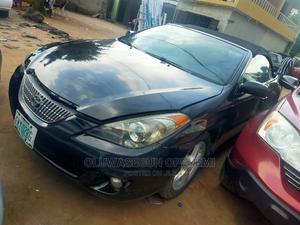 Toyota Solara 2007 Black | Cars for sale in Lagos State, Ifako-Ijaiye