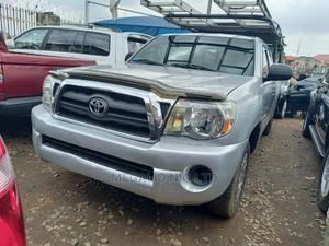 Toyota Tacoma 2008 Silver | Cars for sale in Lagos State, Ikeja