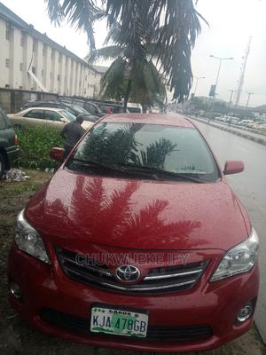 Toyota Corolla 2012 Red   Cars for sale in Rivers State, Port-Harcourt