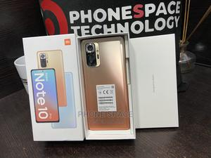 New Xiaomi Redmi Note 10 Pro 128 GB Gold   Mobile Phones for sale in Lagos State, Ikeja
