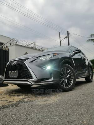Lexus RX 2018 350 F Sport AWD Gray   Cars for sale in Lagos State, Ikeja