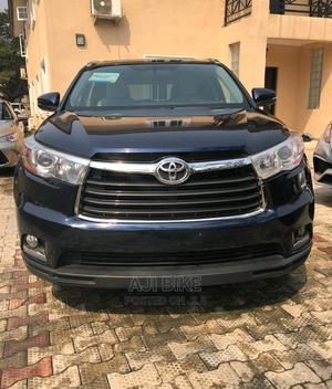 Toyota Highlander 2014 Black | Cars for sale in Oyo State, Ibadan