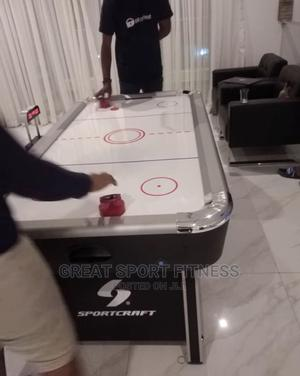 Air Hockey of 72 Inches With Electronic Board   Sports Equipment for sale in Ogun State, Ado-Odo/Ota