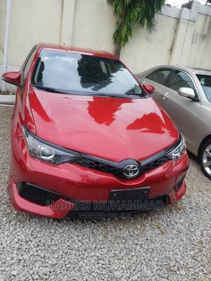 Toyota Corolla 2018 SE (1.8L 4cyl 2A) Red | Cars for sale in Abuja (FCT) State, Apo District