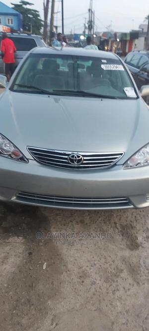 Toyota Camry 2005 Silver | Cars for sale in Lagos State, Maryland