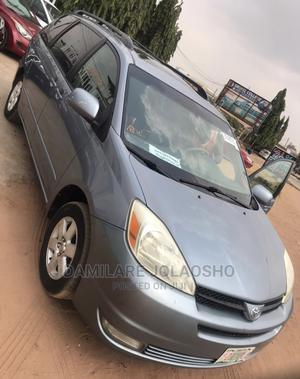 Toyota Sienna 2004 Blue | Cars for sale in Lagos State, Abule Egba