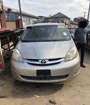 Toyota Sienna 2007 Silver | Cars for sale in Lagos State, Yaba